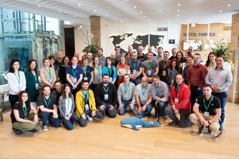 The Elasmo Meeting 2019 @ Sosto Zoo, Hungary